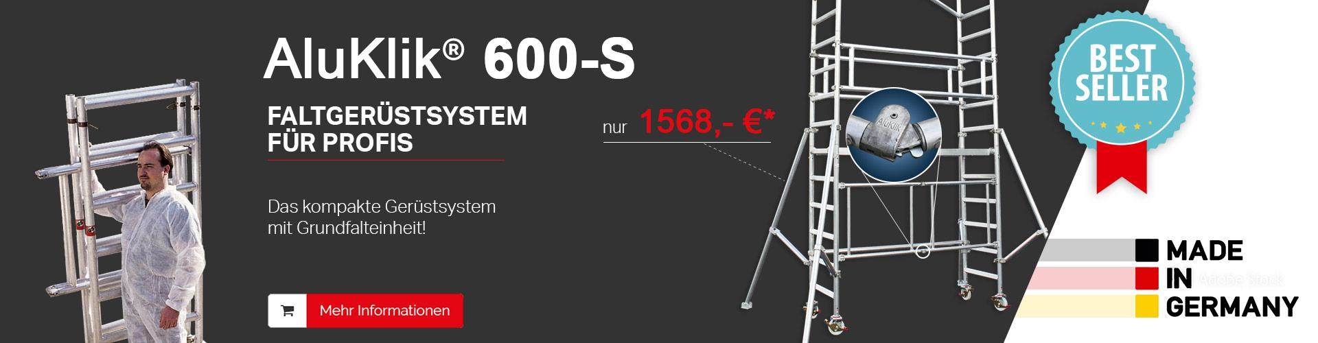AluKlik 600-S Banner 3